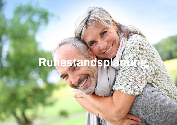 Ruhestandsplanung -ein Thema das man mit Experten angehen sollte