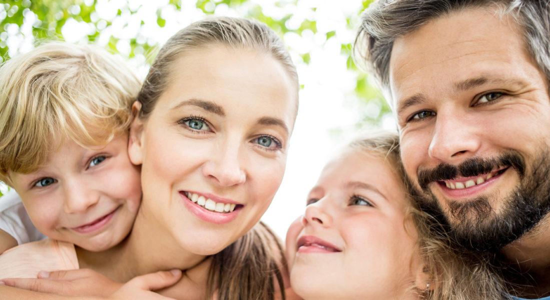 Beste Versicherungslösungen für Familien mit Kinder