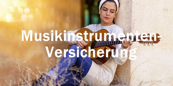 ✅ All-Gefahren-Deckung für Ihr ✅ Musikinstrument