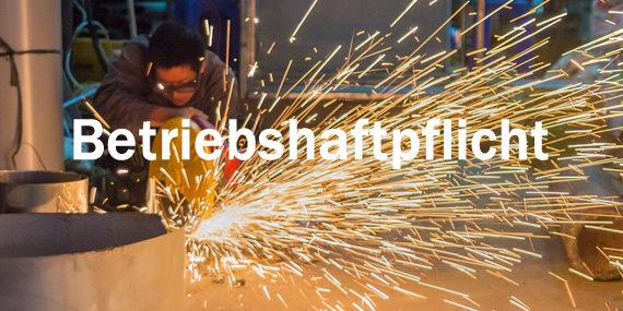 Perfekter Schutz gegen jedes Risiko: Eine Betriebshaftpflicht ist für Unternehmen unverzichtbar
