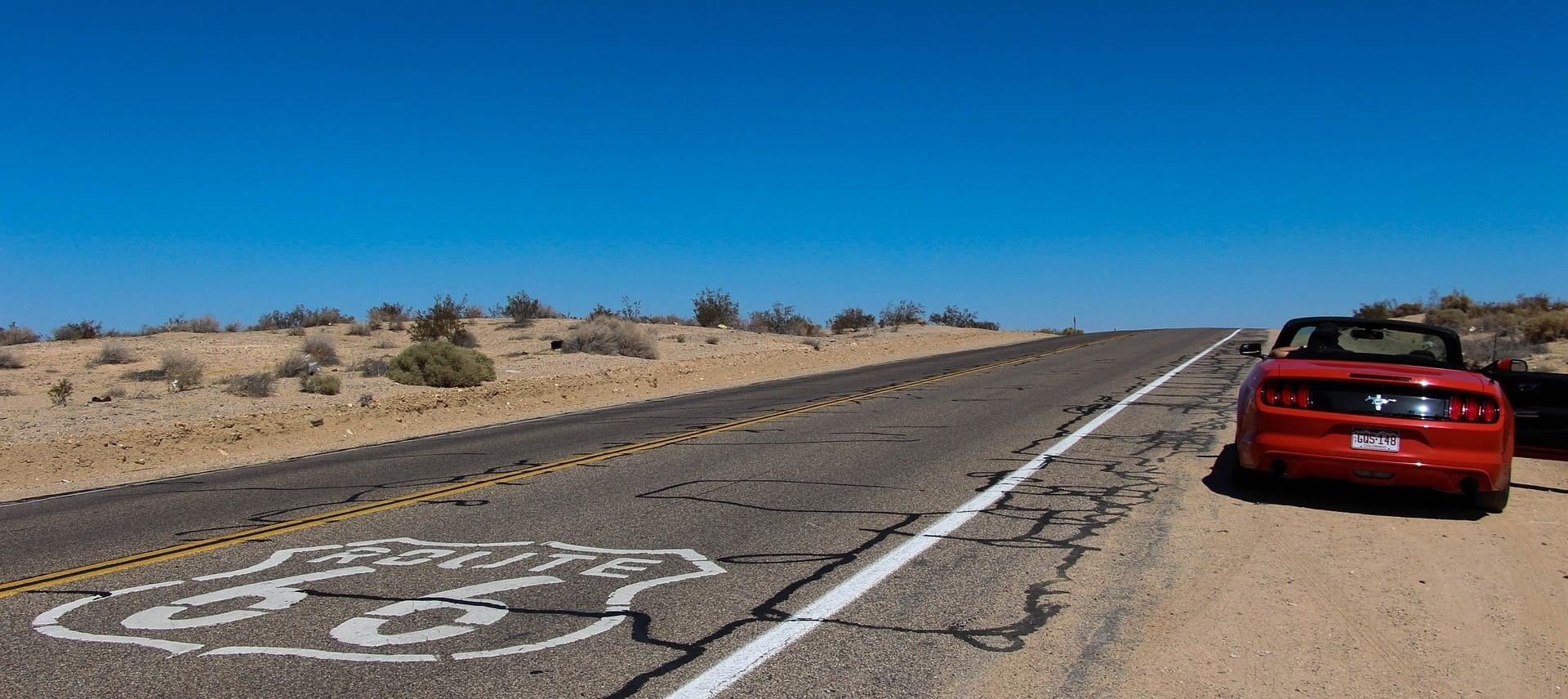 Unvergesslicher Roadtrip auf der Route 66