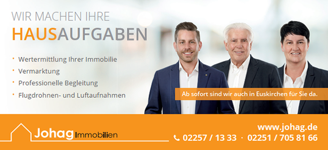 Partner JOHAG Immobilien