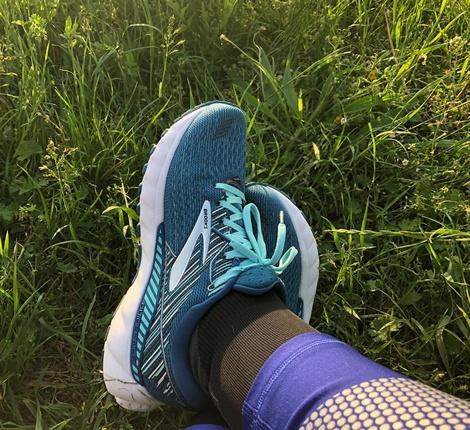 Laufen ist meine Leidenschaft